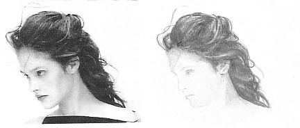 Lezioni di disegno il chiaroscuro a matita for Immagini da disegnare a matita facili